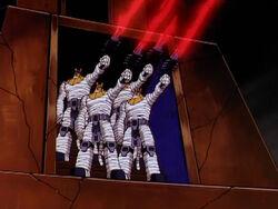 Army of Giant Mummies