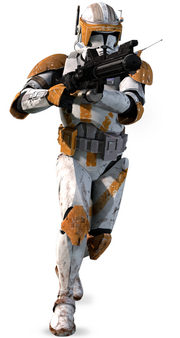 Commander Cody ROTS
