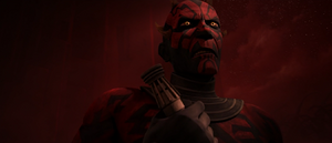 Darth Maul laments