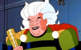 Granny Goodness Animated