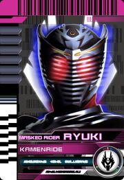 Kamen Ride Ryuki