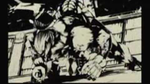 MadWorld Boss Battles 6.- Yokozuna