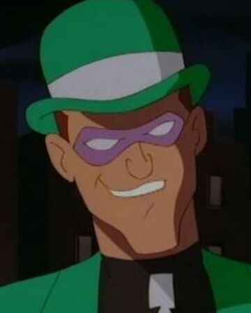 Riddler Dc Animated Universe Villains Wiki Fandom