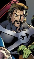 Sagittarius (Thanos' Zodiac) (Earth-616) 001