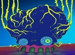 The Alien Brain Boss