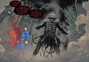 The Batman Who Laughs with Jokerized Superman 02
