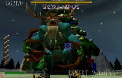 Krampus (CarnEvil)   Villains Wiki   FANDOM powered by Wikia