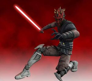 Darth Maul rebuilt