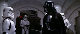 Darth Vader instructing