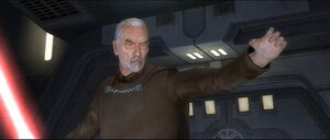 Dooku video-game