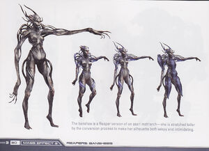 Mass-Effect-3-Art-Book-Banshees
