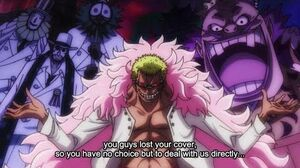 OROCHI WANTS DR