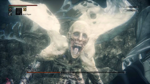 Orphan of Kos Screaming