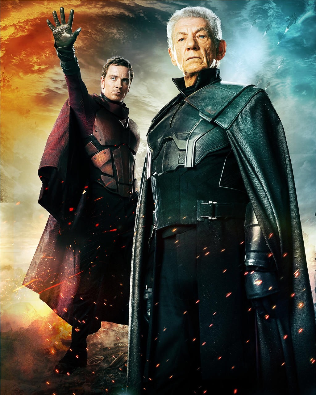 Image result for magneto movie""