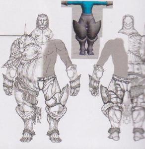 Smough Concept Armorless