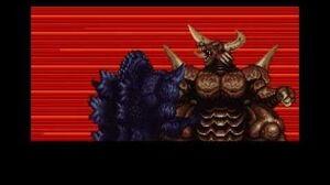 Super Godzilla Super Godzilla vs Bagan