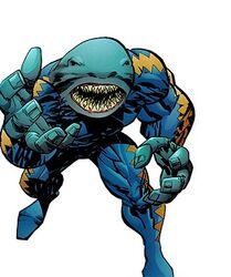 The Shark Man