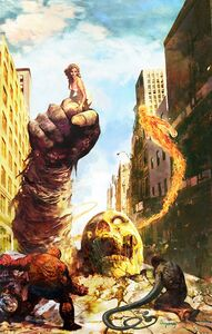 Ultimate Fantastic Four Vol 1 30 Variant Textless
