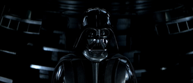Vader communicates