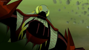 Vilgax More Powerful Device