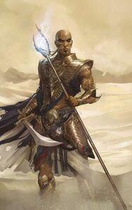 Warhammer Human Nagash