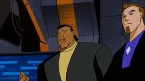Batman Beyond saves Armory