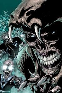 Black Lantern Corps Copperhead
