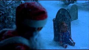 "CHUCKY VS SANTA CLAUS ((YOU'RE NOT REAL)) HD ""SEED OF CHUCKY"""