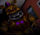 Nightmare Fredbear (Five Nights at Freddy's 3-4)