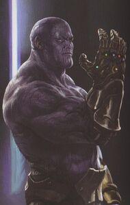 Infinity Gauntlet concept art 17