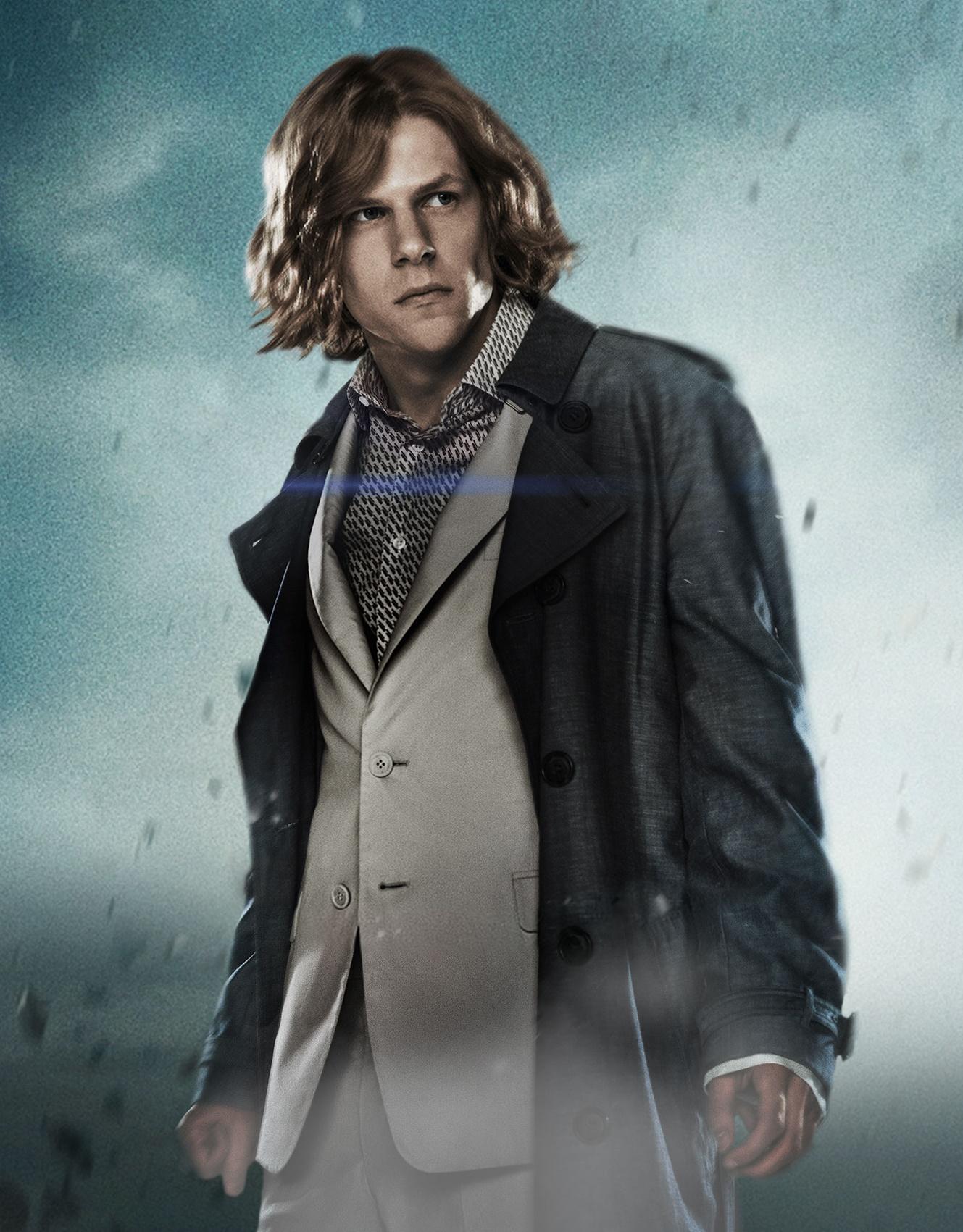 Lex Luthor Dc Extended Universe Villains Wiki Fandom