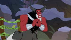 Lord Tirek 'indeed it would' S9E8