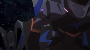 Lotor Stunned