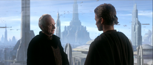 Palpatine Anakin