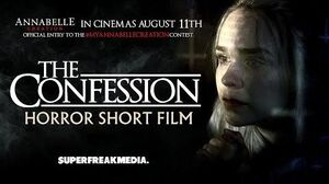 Annabelle Creation WINNER - The Confession Horror Short Film