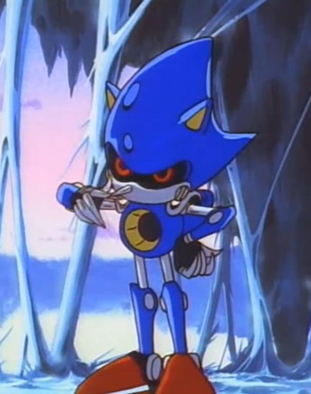 Project M: Metal Sonic (v3.0 LAST?) | Smashboards