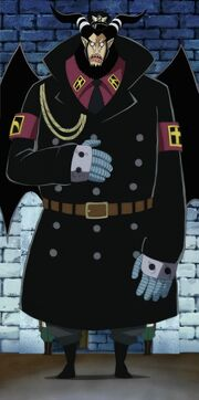 Magellan (One Piece)