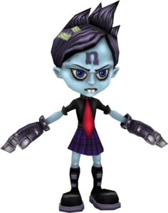 Mind over Mutant Nina Cortex