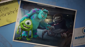 Monsters University Young Waternoose