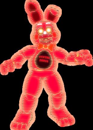 System Error Toy Bonnie