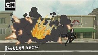 The World's Greatest Suit I Regular Show I Cartoon Network