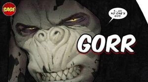 Who is Marvel's Gorr the god butcher? Stronger than three Thors.
