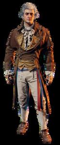 ACU - Robespierre render