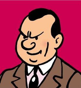 Al Capone Tintin