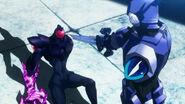 Dusk Taker Loosing his Arm