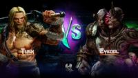 Killer Instinct Eyedol vs Tusk the Ultimate Destroyer 0-0 screenshot
