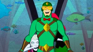 Kite Man defends Ivy