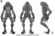 AlienBody Colorsmall