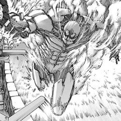 Armored Titan character image (Reiner Braun)