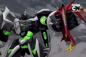 Coredegon crushes Drago